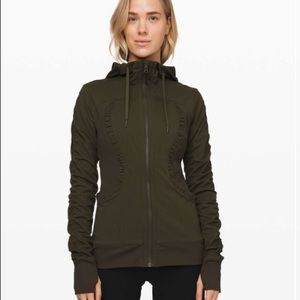 Lululemon Dance Studio Reversible Jacket lll